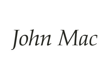 John Mac Steed