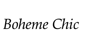 Boheme Chic