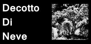 Decotto Di Neve