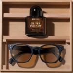 Oliver Peoples & Byredo запускают летнюю лимитированную коллекцию