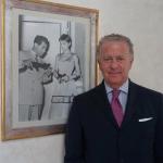 Внутри флорентийского Palazzo Spini-Feroni: интервью с Лучано Бертинелли из Ferragamo
