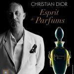 Выставка Esprit de Parfums Dior