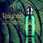 Блаженство и благоухание Al Rayhan Attar Collection