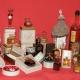 Новогодний антикварный парфюмерный салон Mon Flacon